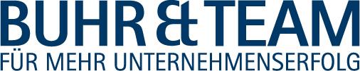Logo - Buhr & Team - Blau
