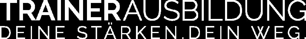 Logo - Trainerausbildung