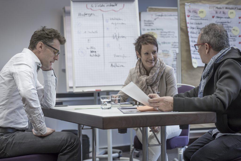 Buhr & Team - Training - Unternehmen 3