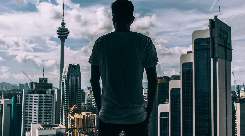 Unternehmer - Stadtblick - Selbstführung